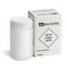 White bio-bottle Complete