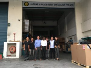 Hazmat Management Specialist Pte Ltd