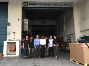 Hazmat Management Specialist Pte Ltd